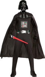 Mens Star Wars Darth Vader Costume Fancy Dress